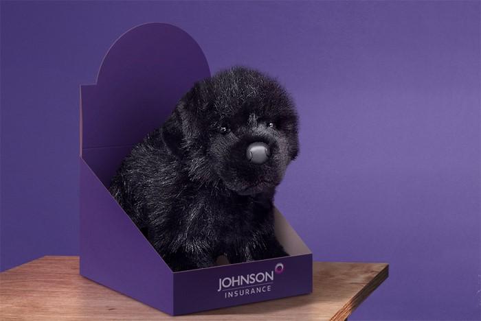 Johnson The Dog